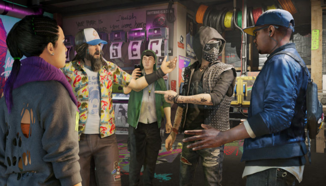 Welcome To DedSec: Watch Dogs 2 Trailer