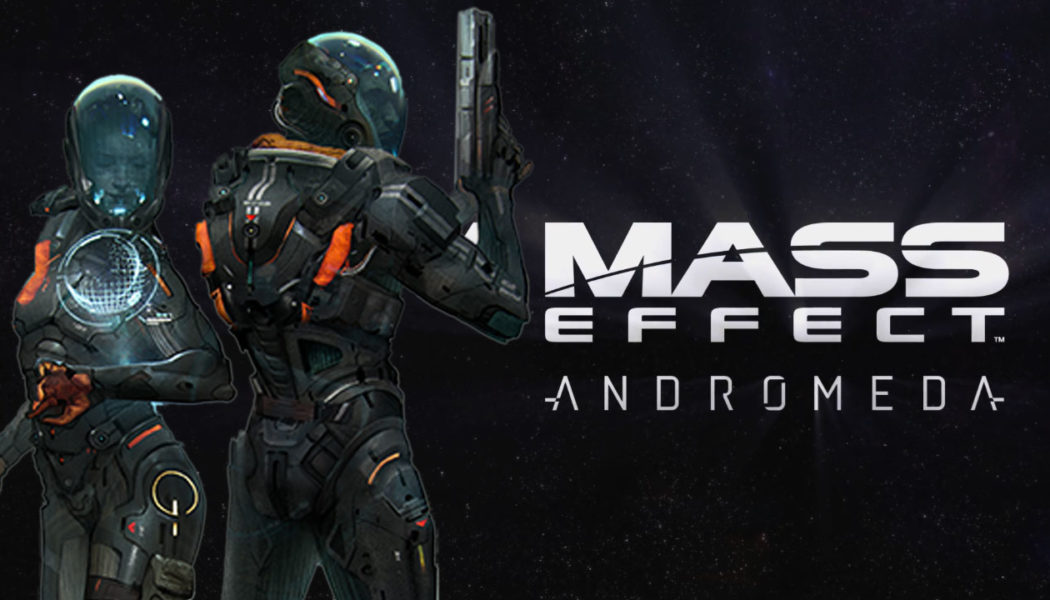 Mass Effect: Andromeda's Protagonists Are Brother And Sister