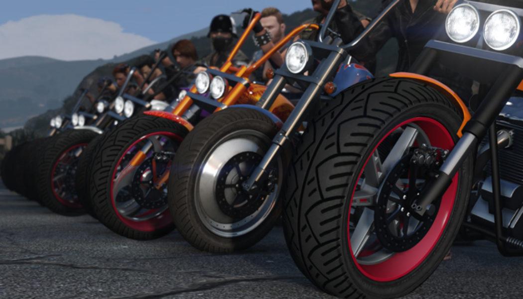 Join a Biker Gang With GTA Online's Next DLC