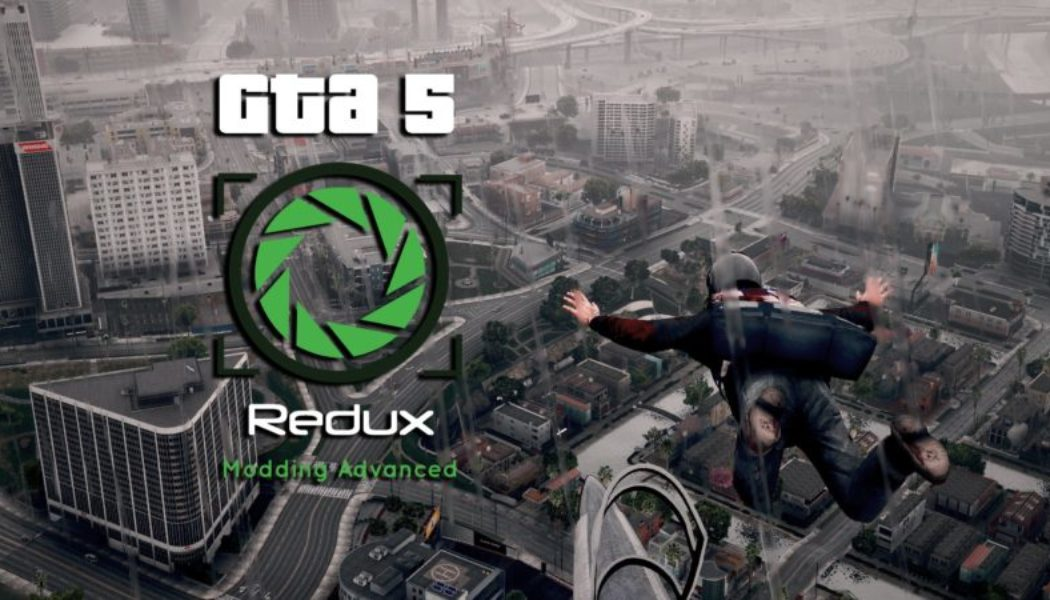 GTA V REDUX MOD Released: Downloading & Installing Instructions