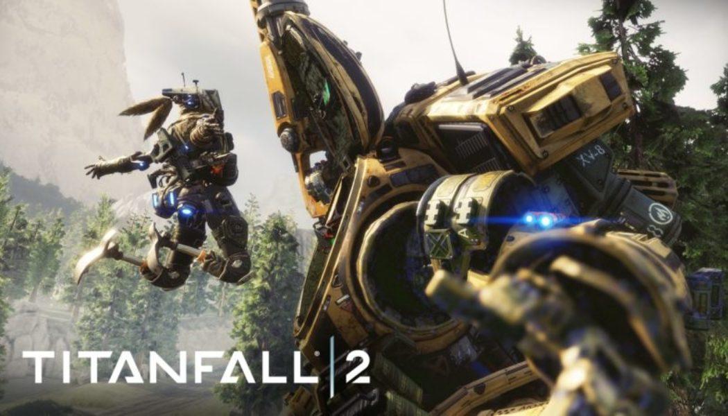 Titanfall 2 Looks Stunning On NVIDIA GPUs In This 4K Video