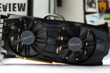Review: GALAX GTX 1060 EX OC Graphics Card