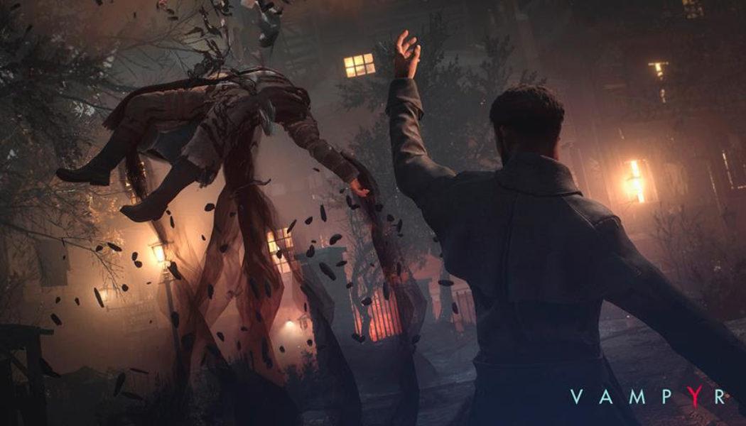 Vampyr Gets New Screenshots, Combat Details Revealed