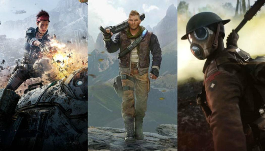 Top 10 Upcoming Games In October 2016