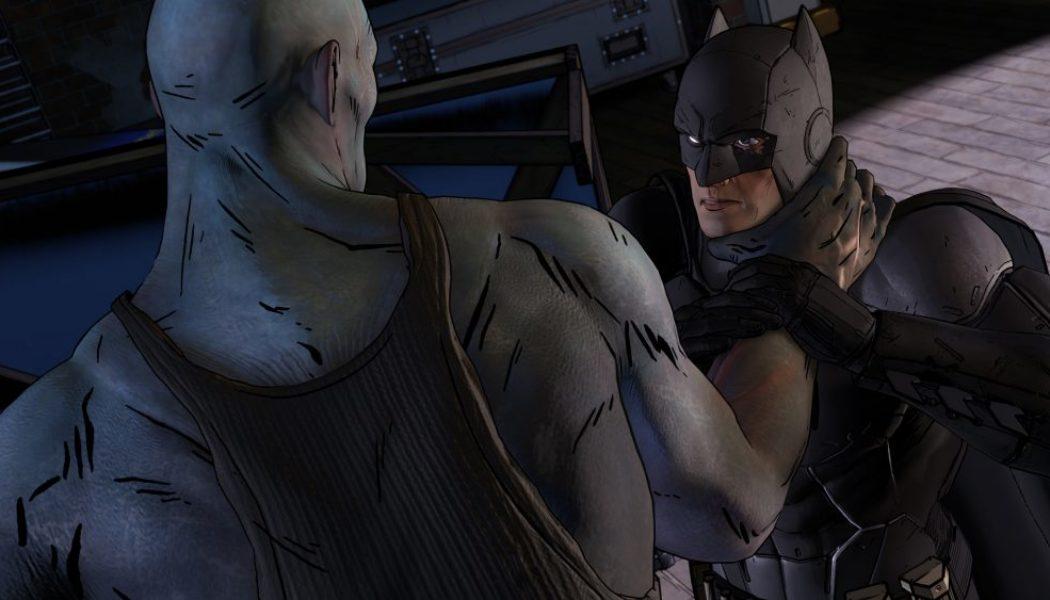 Batman: The Telltale Series Episode 3 Gets a Release Date