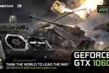BIOSTAR Announces VR Gaming Solution With GTX 1060 Dual-Fan Design