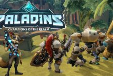 Paladins, The Free-To-Play Shooter Coming To PS 4
