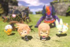Gotta Stack 'Em All: World Of Final Fantasy Review