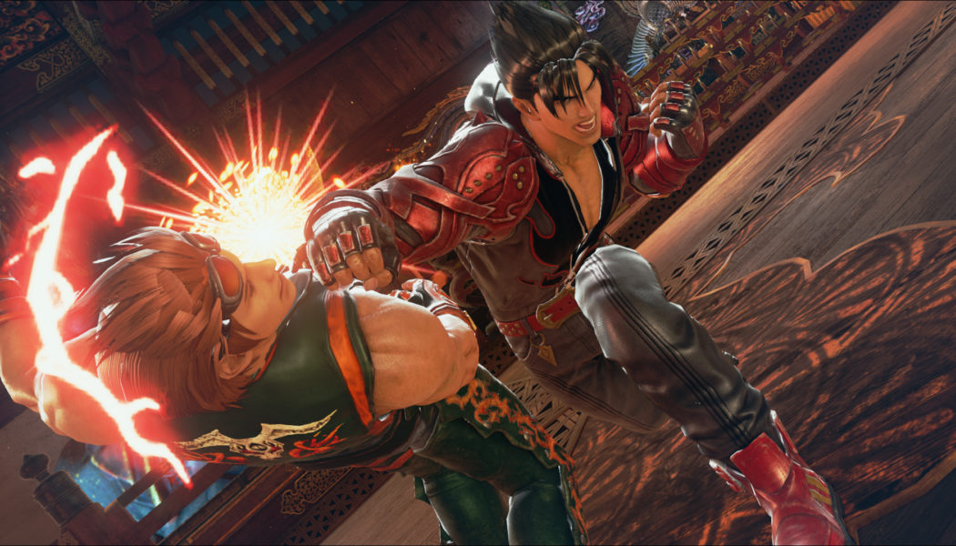 Tekken 7 Gets A New Action Packed Trailer