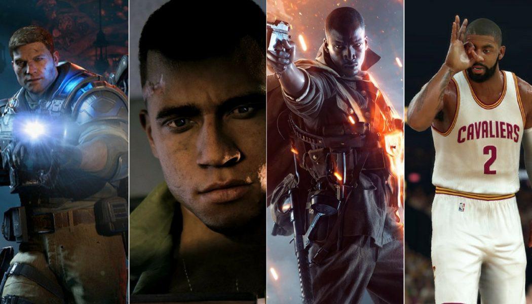 Upcoming Games 2016 (Part 1)