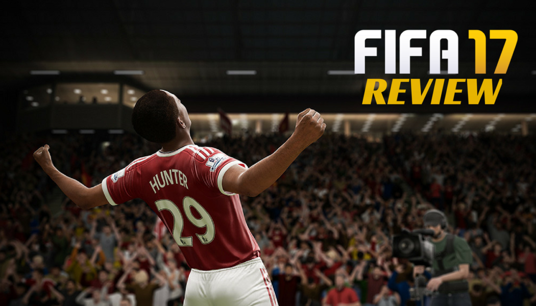 That Sweet Spot: FIFA 17 Review