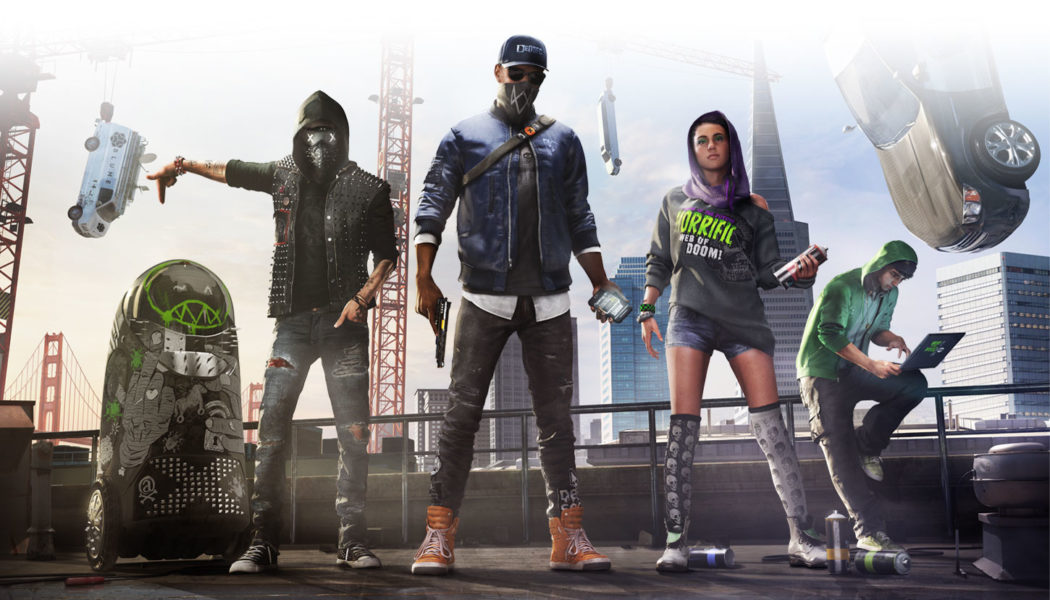 Pre Order Watch Dogs 2 To Get Bonus Mission And Outfit
