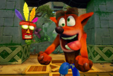 Crash Bandicoot N. Sane Trilogy Announced
