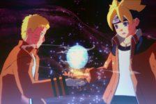 Naruto Shippuden: Ultimate Ninja Storm 4 Road to Boruto 'Momoshiki Fight' Screens