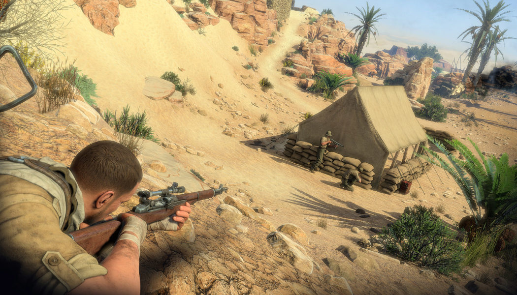 Sniper Elite 4 'Karl Fairburne' Trailer