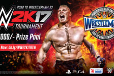 E-xpress Announces WWE 2K17 Road To WrestleMania 33