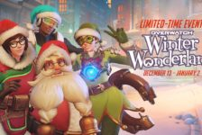 Welcome to The Overwatch Winter Wonderland