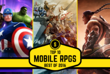 Best Of 2016: Top 10 Mobile RPG's Of 2016