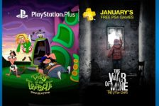 PlayStation Plus Games for January 2017 Announced