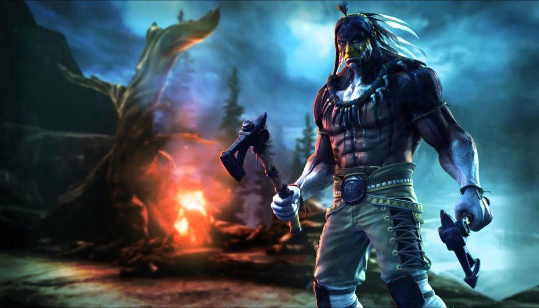 Killer Instinct: Legend of Thunder Pack, Available Free to Killer Instinct Players Today