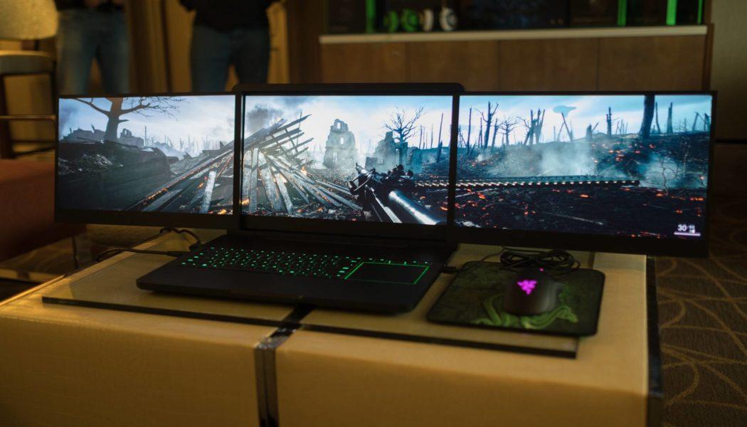 Razer's Spotlight Stealing Laptops Stolen From CES 2017