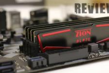 Review: Zion Blaze DDR4 2400MHz RAM
