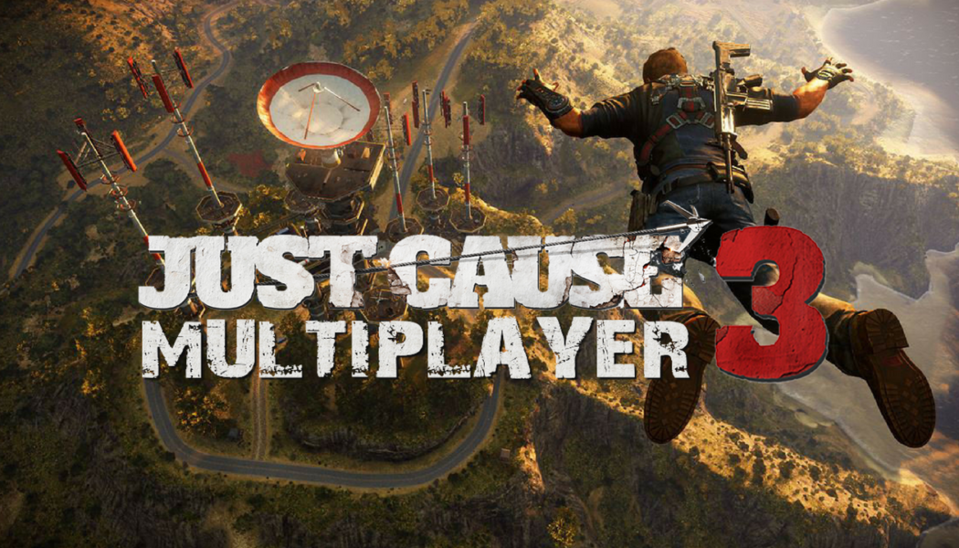Just Cause 3 Adds Multiplayer Mode With New Free Mod