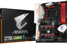 "GIGABYTE Launches ""Auros"" Gaming Motherboards"