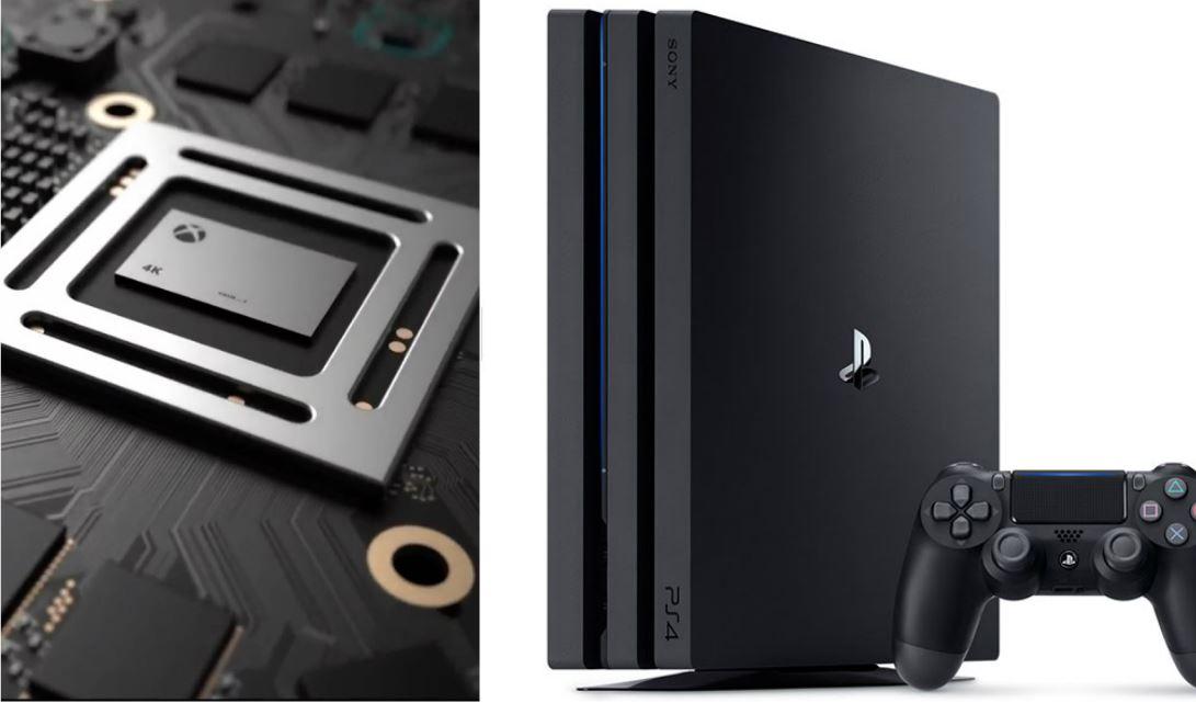 console upgrades