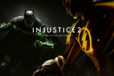 New Injustice 2 Gameplay Shows Batman & Robin Beating It Out