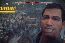 Red Undead Redemption: Dead Rising 4 Review