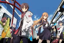 Action RPG Tokyo Xanadu Coming to PS4 & PS Vita This Year