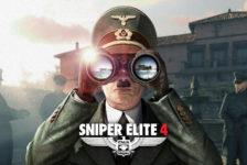 Sniper Elite 4 Launch Trailer Released, Season Pass Detailed