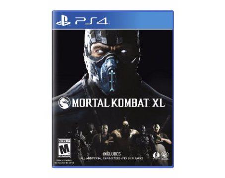 Buy Mortal Kombat XL PS4 India, Mortal Kombat XL Price India, Mortal Kombat XL PS4