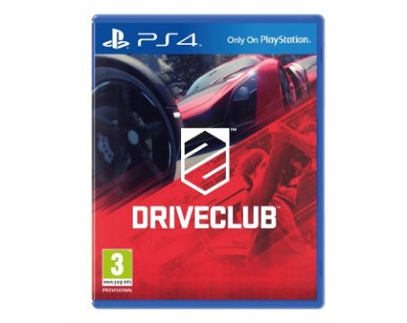 Buy Drive Club PS4 India, Drive Club PS4 Price India, Drive Club PS4