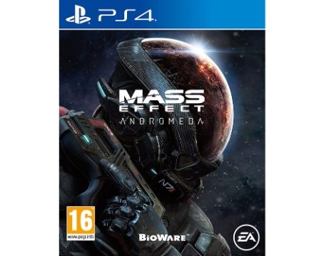 Buy Mass Effect - Andromeda PS4 India, Mass Effect - Andromeda Price India, Mass Effect - Andromeda PS4