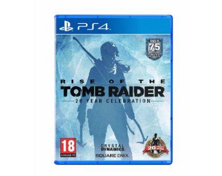 Buy Rise of the Tomb Raider: 20 Year Celebration Edition PS4 India, Rise of the Tomb Raider: 20 Year Celebration Edition Price India, Rise of the Tomb Raider: 20 Year Celebration Edition PS4