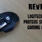 Review: Logitech G502 Proteus Spectrum Gaming Mouse