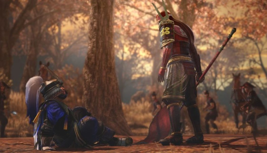 Samurai Warriors: Spirit Of Sanada For PS4 And PC Release Date Announced
