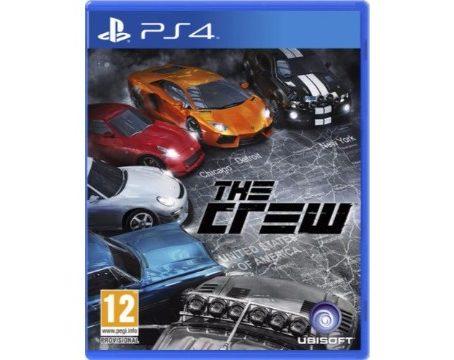 Buy The Crew PS4 India, The Crew Price India, The Crew PS4