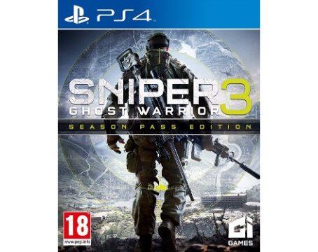 Buy Sniper Ghost Warrior 3 - Season Pass Edition PS4 India, Sniper Ghost Warrior 3 - Season Pass Edition Price India, Sniper Ghost Warrior 3 - Season Pass Edition PS4