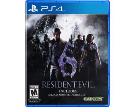 Buy Resident Evil 6 PS4 India, Resident Evil 6 Price India, Resident Evil 6 PS4