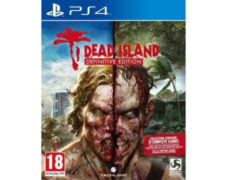 Buy Dead Island Definitve Edition PS4 India, Dead Island Definitve Edition Price India, Dead Island Definitve Edition PS4