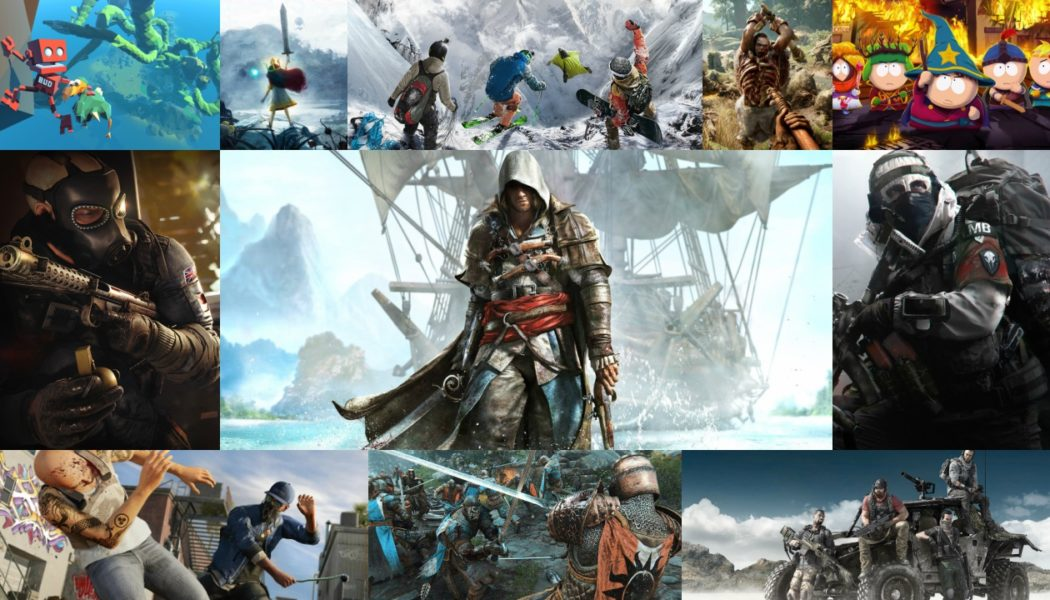 For all the ridicule thrown its way ubisoft has made some really for all the ridicule thrown its way ubisoft has made some really great games lately stopboris Images