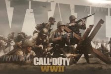 Leaked Artwork Indicates Next Call Of Duty To Be Set During The World War 2