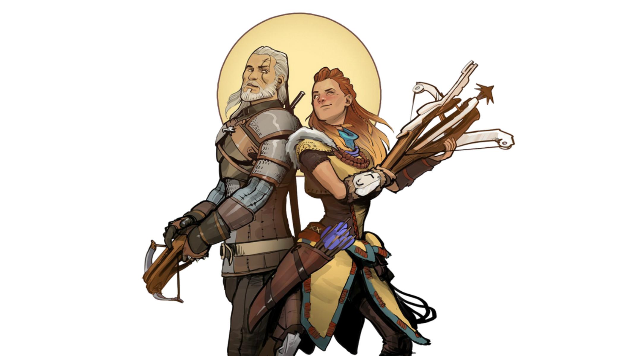 Witcher 3 Devs Are Loving Horizon Zero Dawn Congratulate