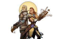 Witcher 3 Devs Are Loving Horizon Zero Dawn, Congratulate Guerrilla Games With Fan art