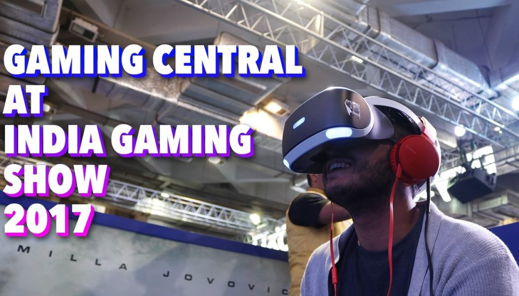 The Best Moments From India Gaming Show 2017
