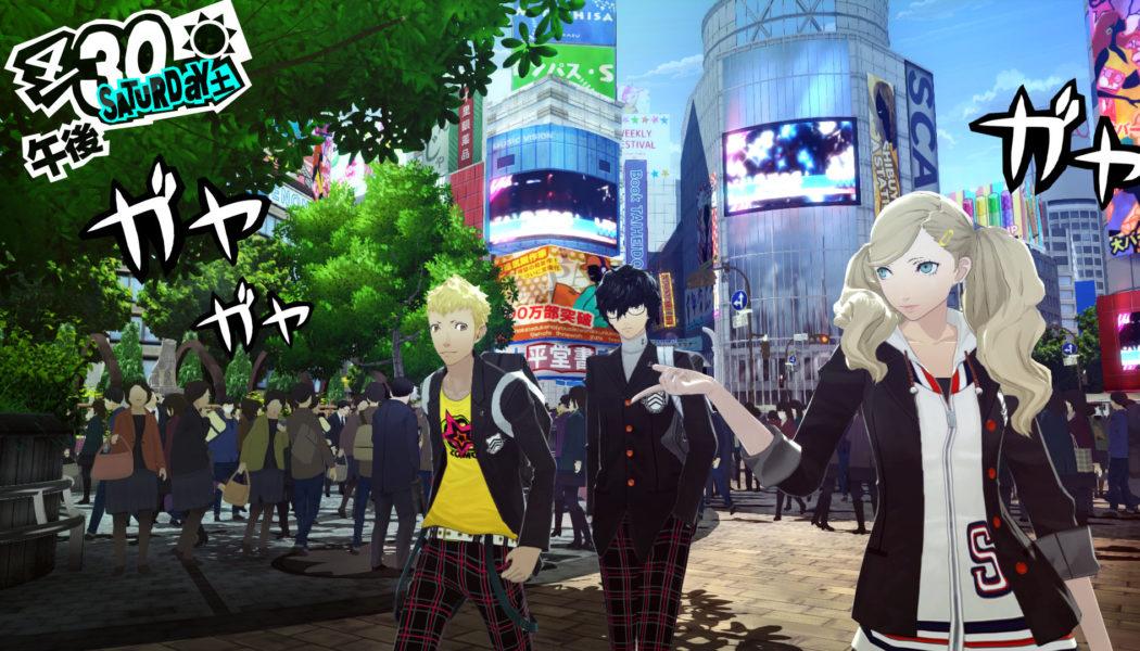 18 Minutes Of Persona 5 Gameplay With Ann Takamaki Voice Actress Erika Harlacher