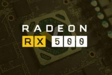 AMD Reveals The Radeon RX 500 GPU Series